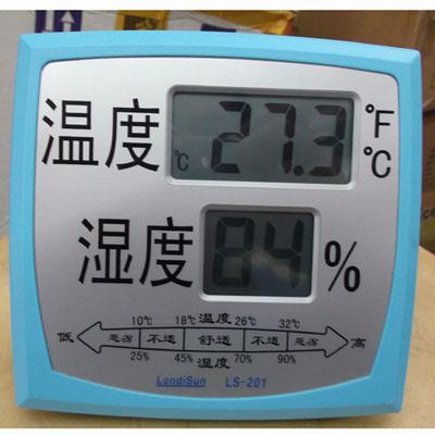 朗迪信温度计LS-201/10个