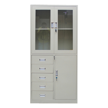 ZF-021六抽开门铁文件柜/1个/件/805号