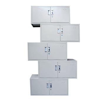 ZF-035五层分体铁文件柜/单锁/1个/件/808号
